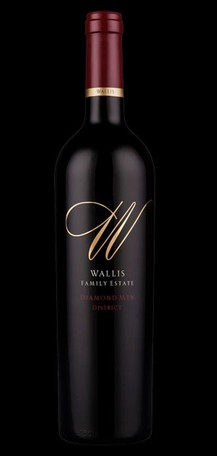 2007 Wallis Family Estate Diamond Mountain District Cabernet Sauvignon