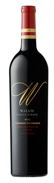 2017 Wallis Family Estate Diamond Mountain Cabernet 750ml