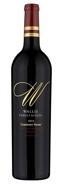 2013 Wallis Family Estate Cabernet Franc (750 ml) Image
