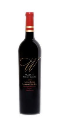 2010 Wallis Family Estate Diamond Mountain Little Sister
