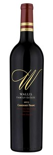 2013 Wallis Family Estate Cabernet Franc (750 ml)