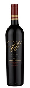 2012 Wallis Family Estate Cabernet Sauvignon 375ml (Split)